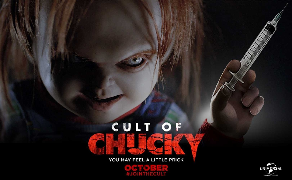 Fotobabble Cult Of Chucky Is A 2017 English Horror Movie Directed